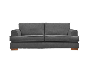Brunello | 3 Seater Sofa | Santi Charcoal