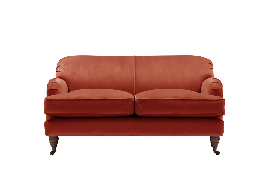 Agatha | 2 Seater Sofa | Opulence Sunset