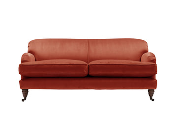Agatha | 3 Seater Sofa | Opulence Sunset