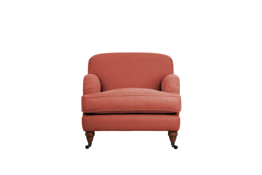 Agatha | Armchair | Flanders Burnt Orange