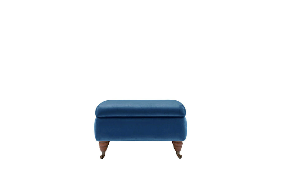 Agatha | Storage Stool | Opulence Royal