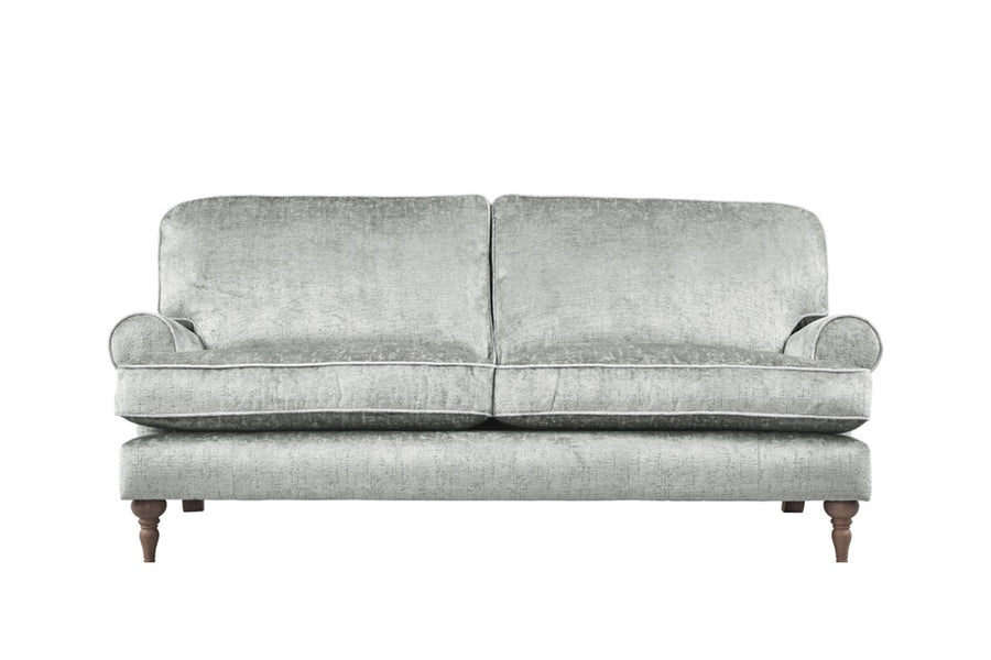 Ava | 3 Seater Sofa | Castello Steel