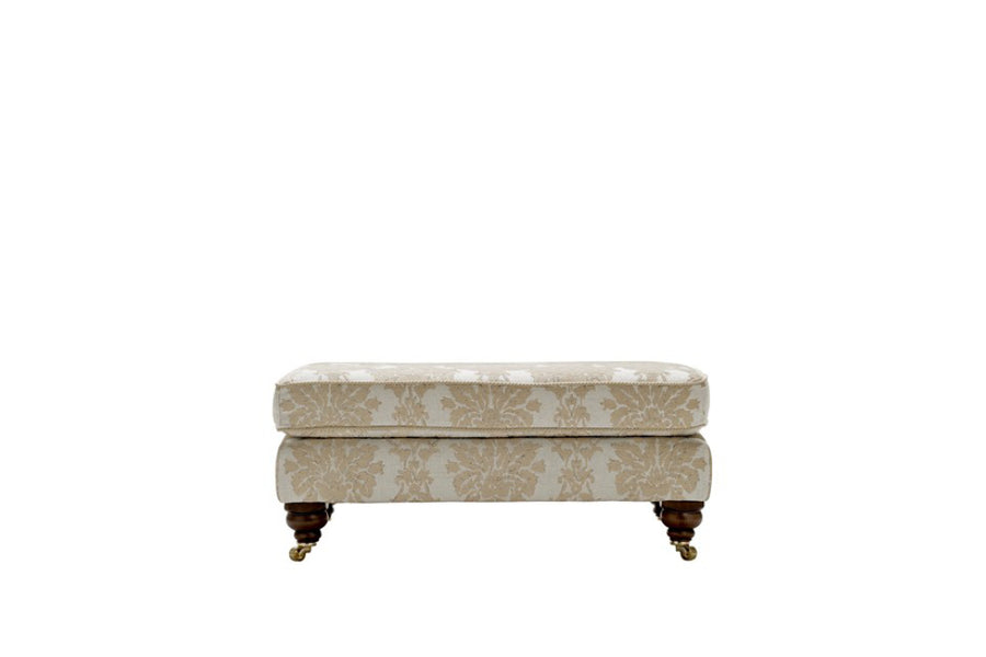 Balmoral | Bench Footstool | Scana Sand