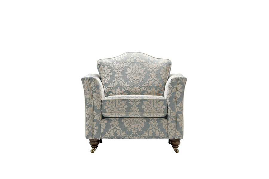Balmoral | Armchair | Scana Duck Egg