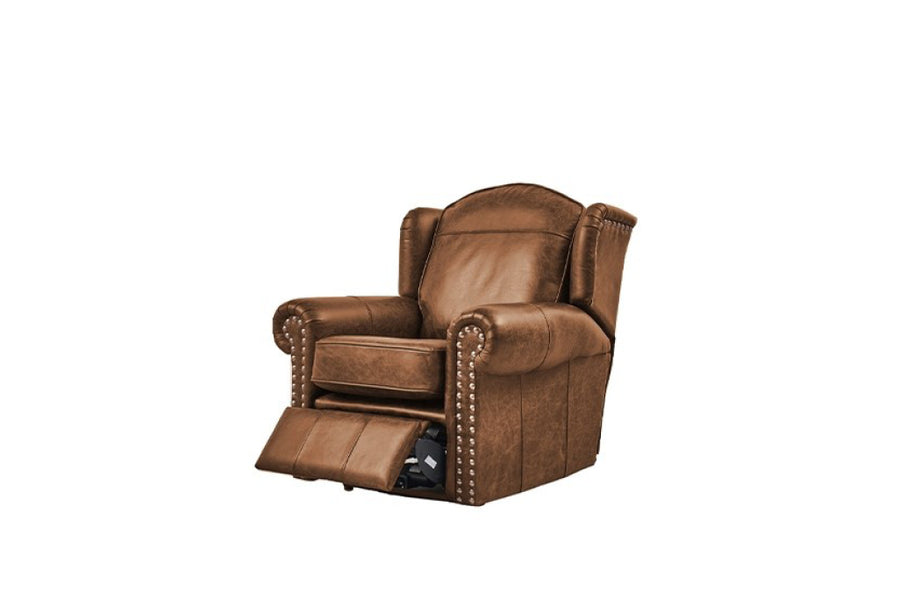 Burlington | Electric Recliner | Vintage Chestnut