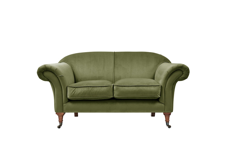 Austen | 2 Seater Sofa | Opulence Olive Green
