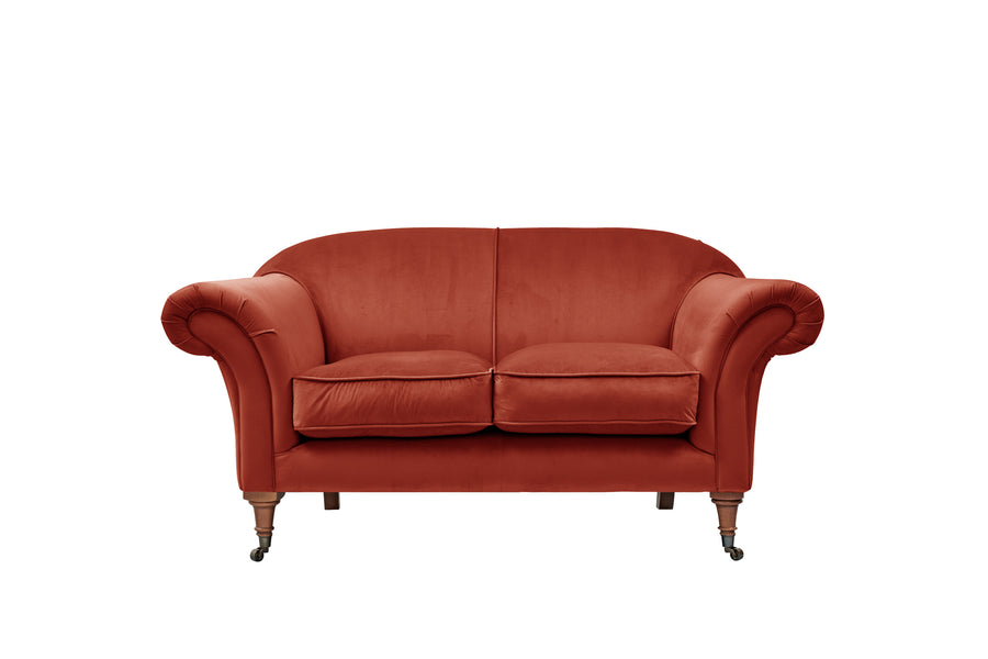 Austen | 2 Seater Sofa | Opulence Sunset