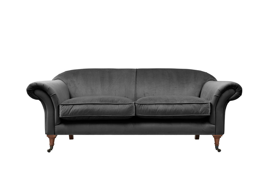 Austen | 3 Seater Sofa | Opulence Granite