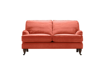 Florence | 2 Seater Sofa | Flanders Burnt Orange