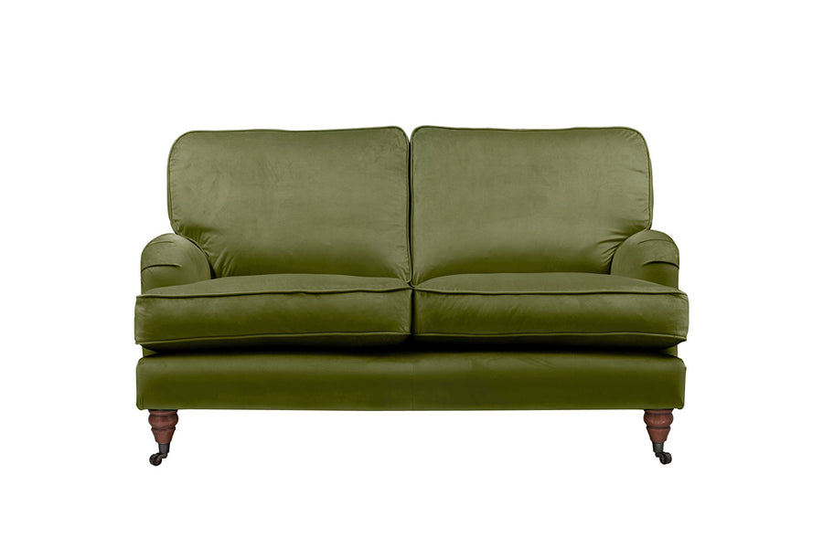 Florence | 2 Seater Sofa | Opulence Olive Green