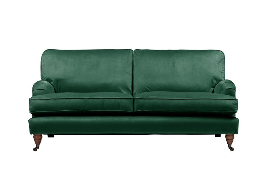 Florence | 3 Seater Sofa | Opulence Emerald