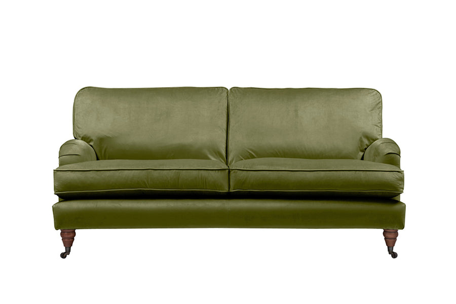 Florence | 3 Seater Sofa | Opulence Olive Green