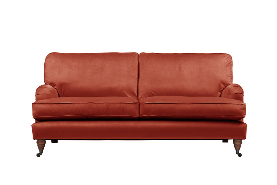 Florence | 3 Seater Sofa | Opulence Sunset