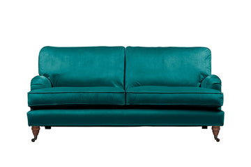 Florence | 3 Seater Sofa | Opulence Teal