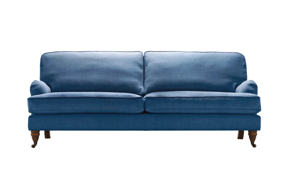 Florence | 4 Seater Sofa | Flanders Blue