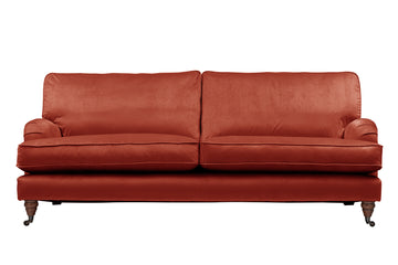 Florence | 4 Seater Sofa | Opulence Sunset