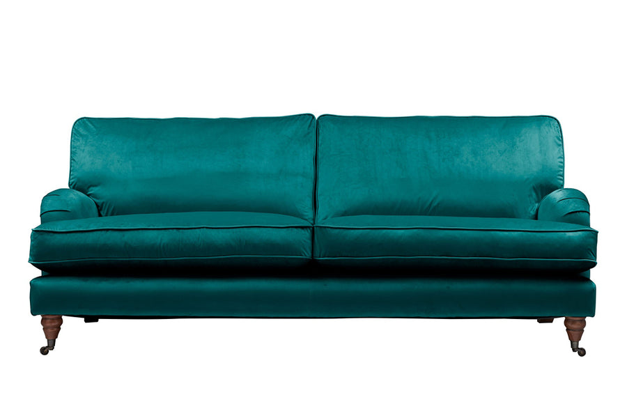 Florence | 4 Seater Sofa | Opulence Teal