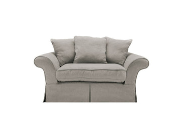 Charlotte | 2 Seater Sofa | Kingston Light Grey