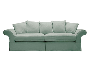 Charlotte | 4 Seater Sofa | Kingston Duck Egg