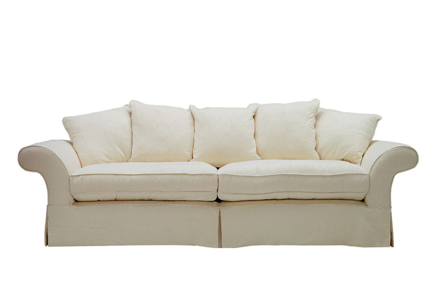 Charlotte | 4 Seater Sofa | Kingston Natural