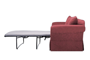 Charlotte | Sofabed | Kingston Burgundy