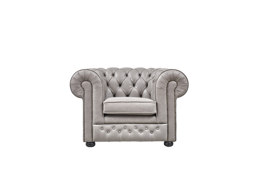 Chesterfield | Club Chair | Milton Fog