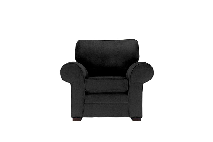 Elgar | Armchair | Elite Coal