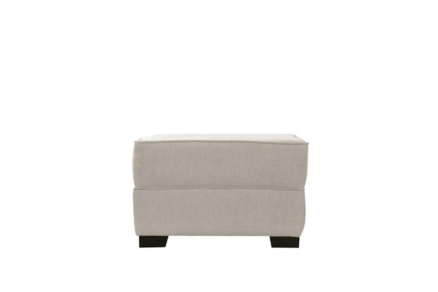 Elgar | Footstool | Helena Natural
