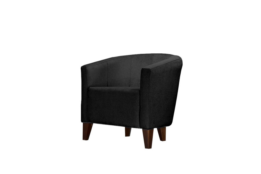 Elgar | Tub Chair | Elite Coal