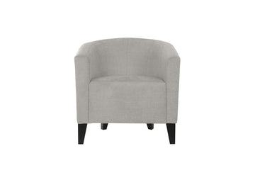 Elgar | Tub Chair | Helena Silver