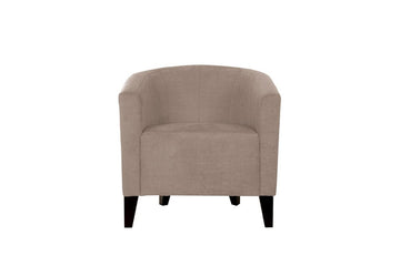Elgar | Tub Chair | Helena Taupe
