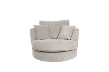 Elgar | Swivel Chair | Helena Natural
