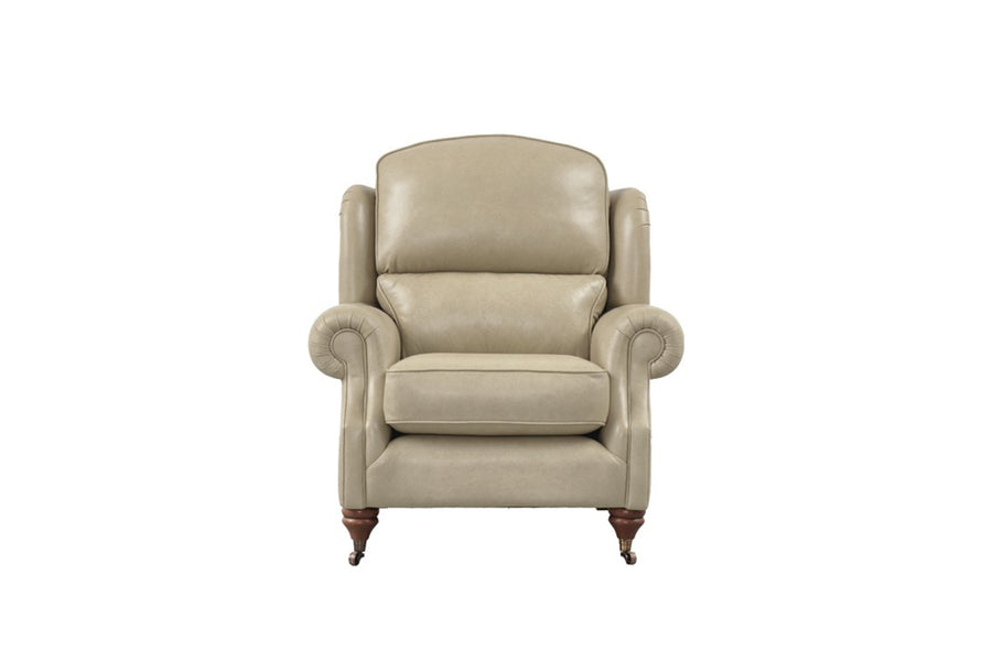 Darcy | Highback Chair | Milton Stone