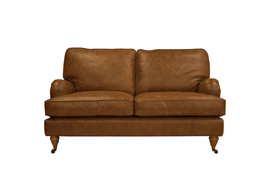 Duke | 2 Seater Sofa | Vintage Chestnut
