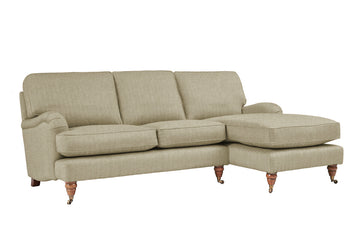 Florence | Chaise Sofa Option 1 | Orly Natural