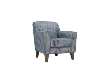 Georgie | Companion Chair | Coco Cobalt