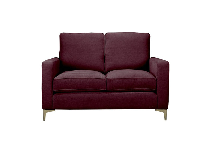 Ismay | 2 Seater Sofa | Velluto Bordeaux