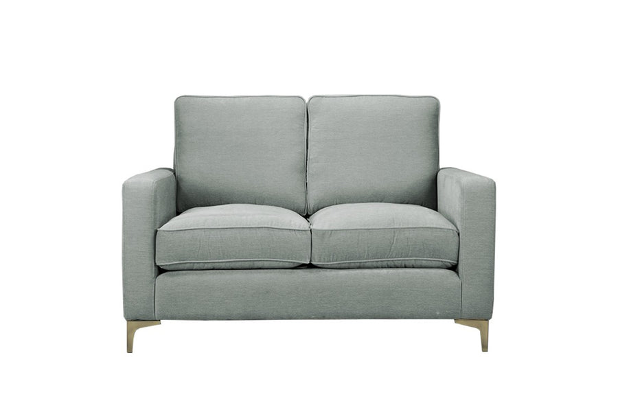Ismay | 2 Seater Sofa | Velluto Silver