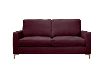 Ismay | 3 Seater Sofa | Velluto Bordeaux