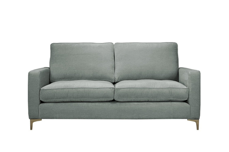 Ismay | 3 Seater Sofa | Velluto Silver