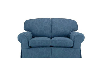 Banbury | 2 Seater Sofa | Ruskin Royal Blue
