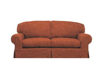 Banbury | 3 Seater Sofa | Ruskin Terracotta