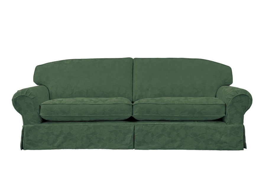 Banbury | 4 Seater Sofa | Ruskin Green