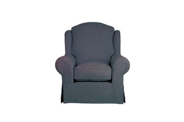 Banbury | Highback Chair | Ruskin Damson