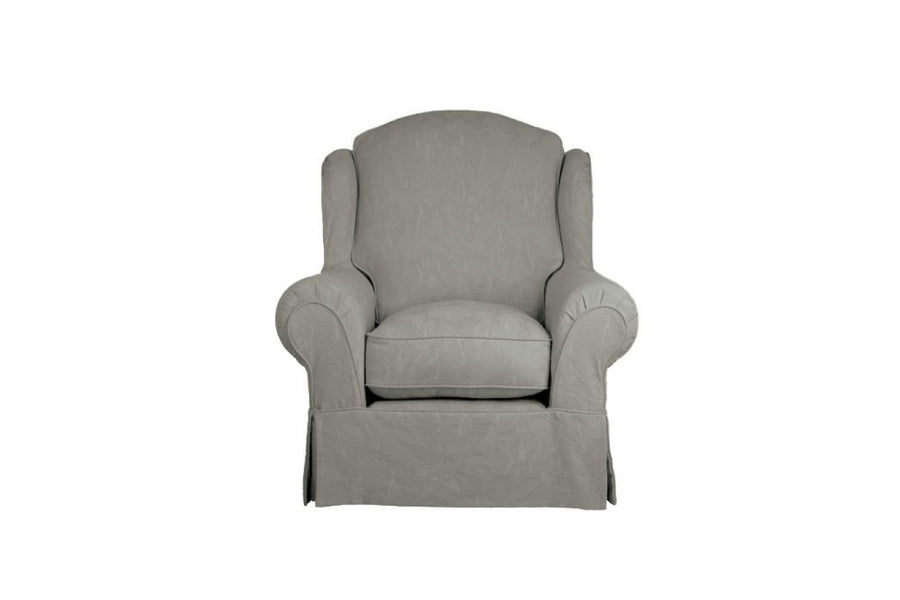 Banbury | Highback Chair | Ruskin Grey