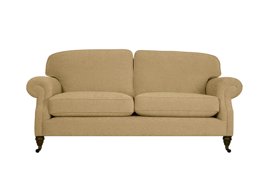 Blenheim | Grand Sofa | Brecon Plain Biscuit