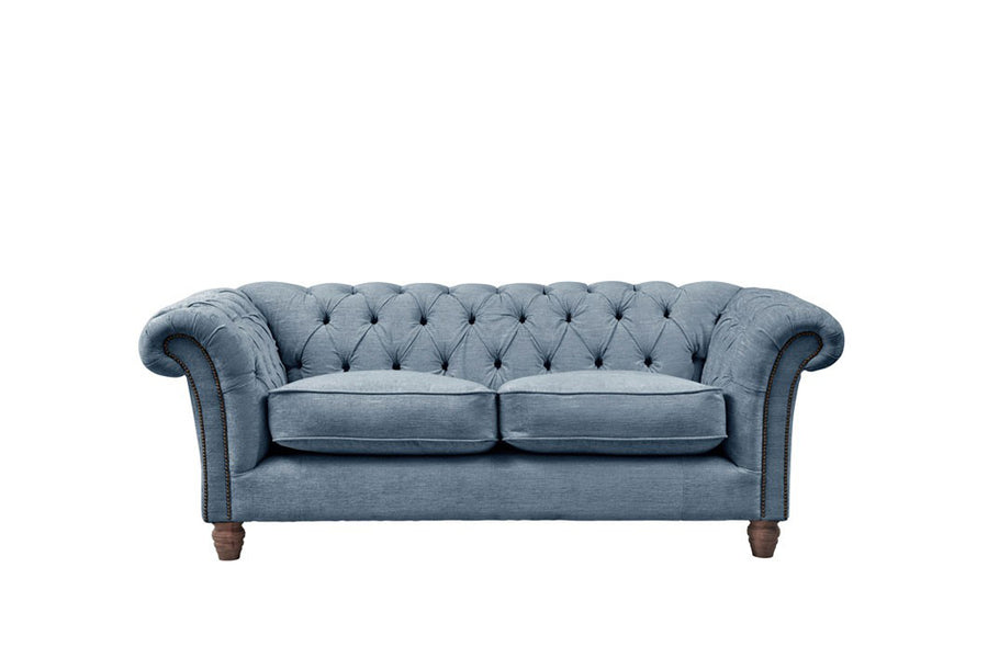 Chelsea | 2 Seater Sofa | Turner Blue