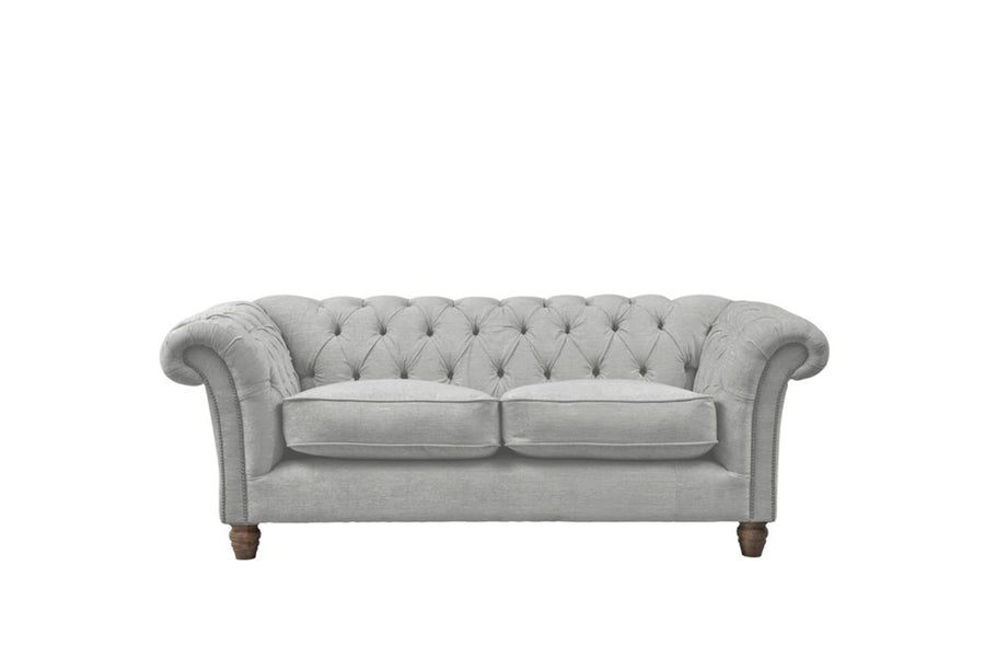 Chelsea | 2 Seater Sofa | Turner Silver
