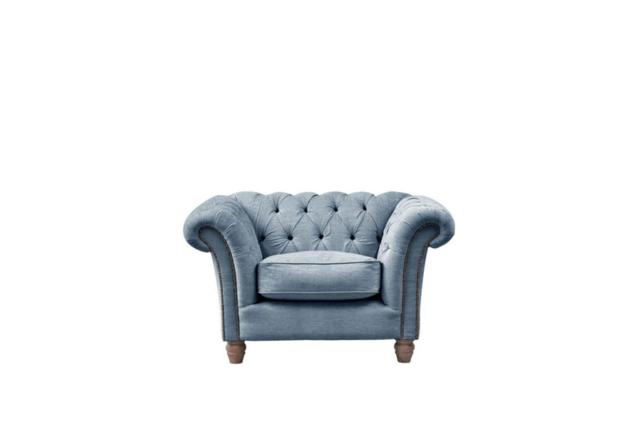 Chelsea | Armchair | Turner Blue