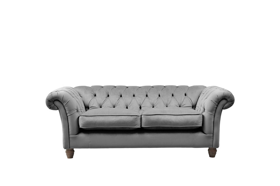 Grosvenor | 2 Seater Sofa | Opulence Steel